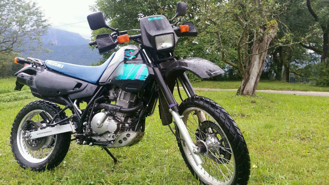 Bild 1Motorrad Enduro Suzuki DR 650 RS
