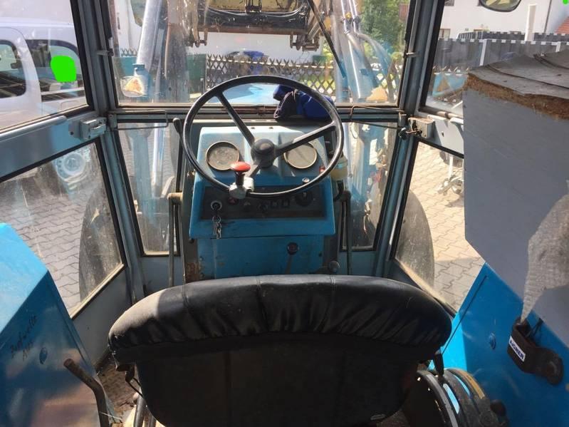 eicher schlepper traktor 3356 as allrad frontlader. Black Bedroom Furniture Sets. Home Design Ideas