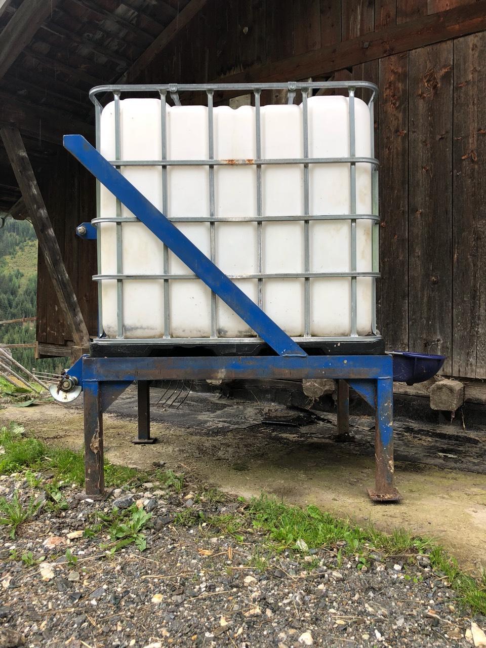 Weidetränke 1000 Liter