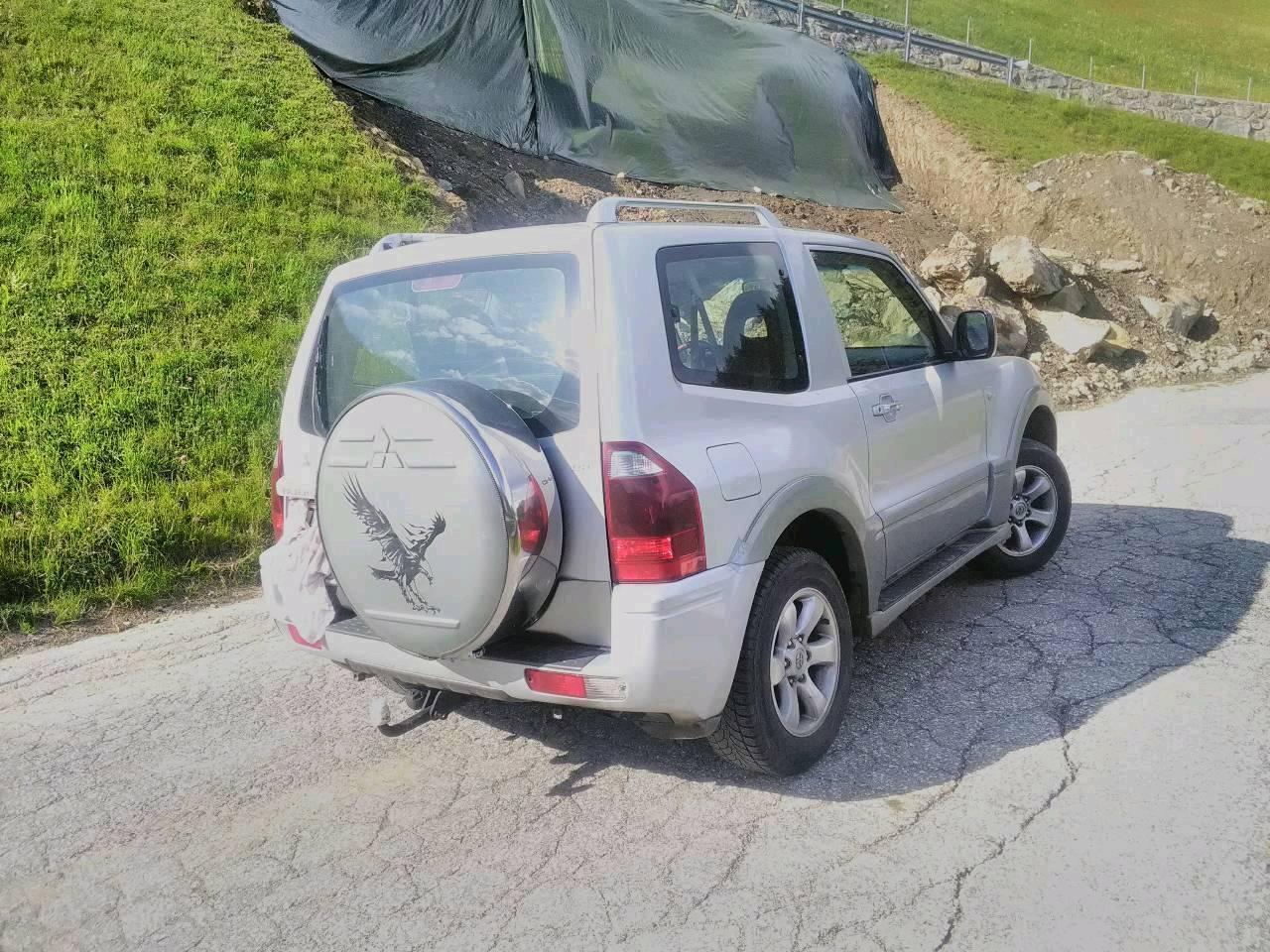 Auto aus Tirol
