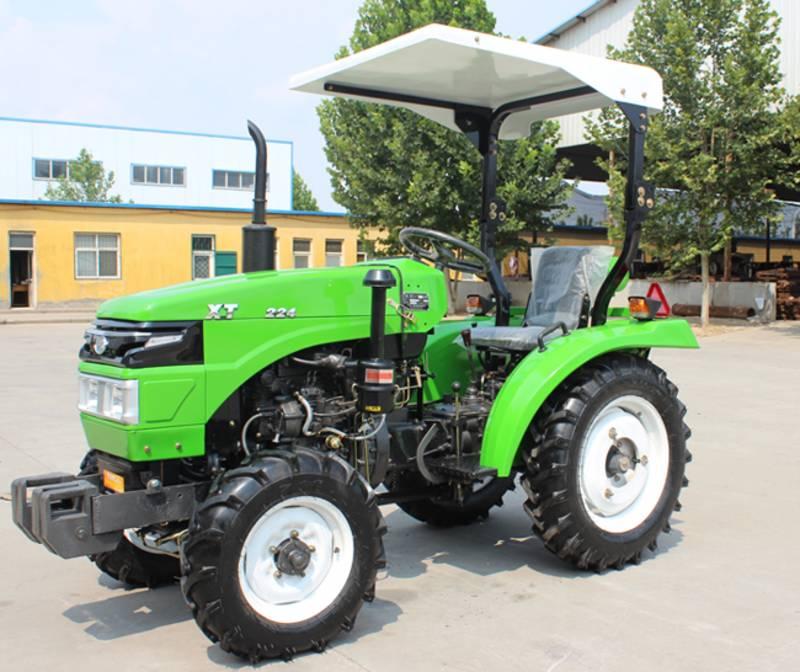 4 x 4 Traktor Green Power 20 PS / Model TX 204