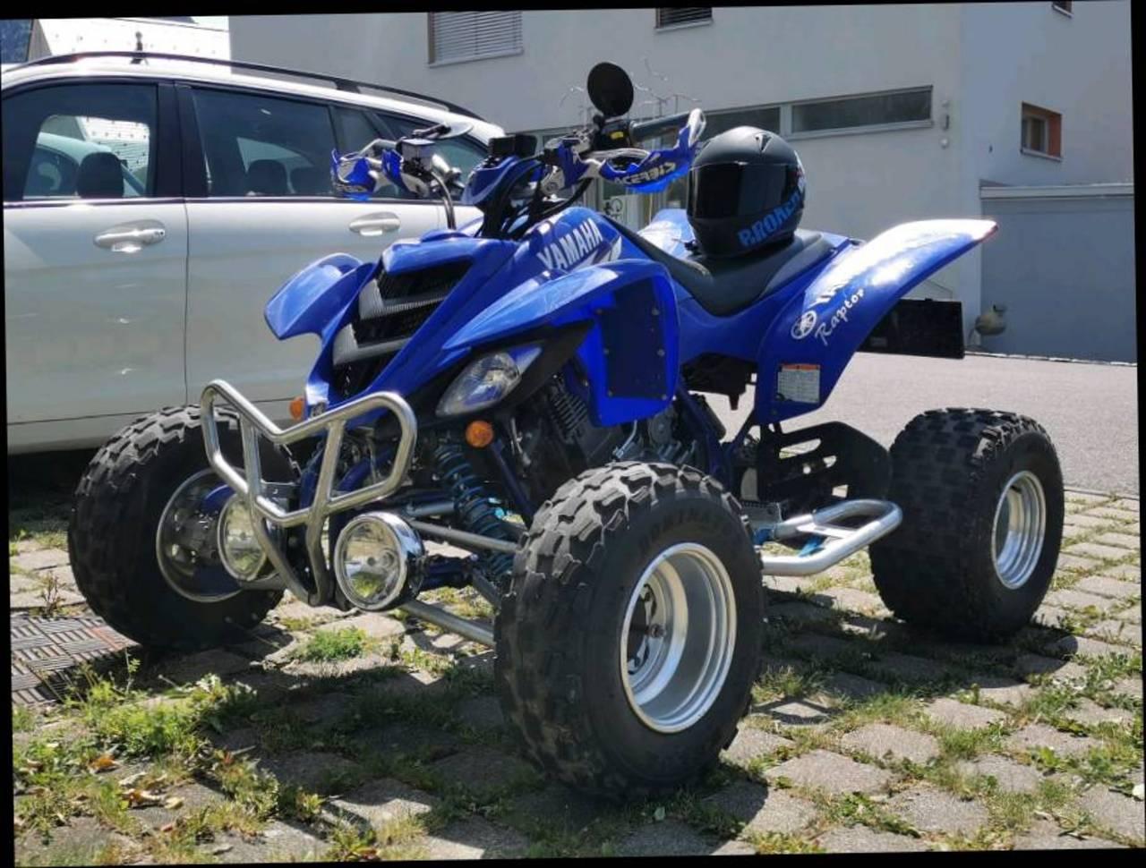Yamaha: Yamaha Raptor 660ccm gebraucht kaufen - Landwirt.com