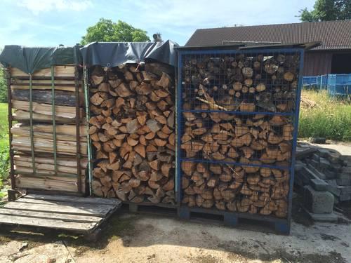 gitterbox brennholzlager lagerbox transportbox holz. Black Bedroom Furniture Sets. Home Design Ideas