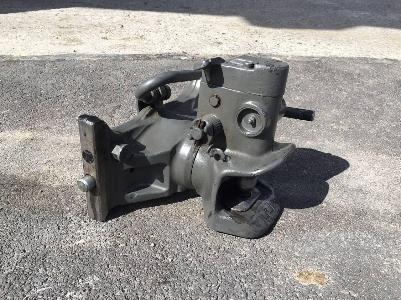 Anhängekupplung Zugmaul für Fendt Schlepper Traktor Rockinger mechanisch