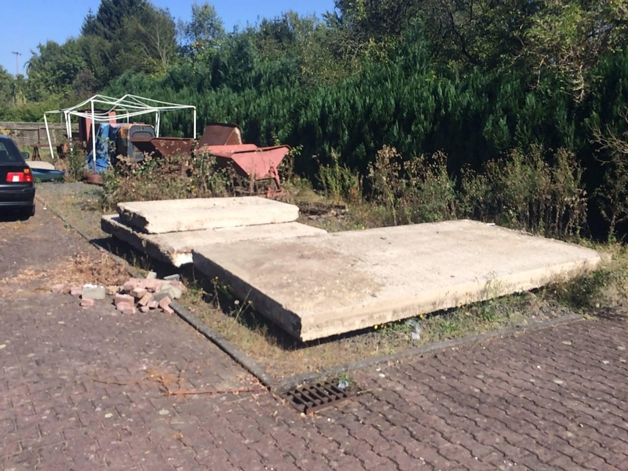 bundeswehr panzer betonplatten