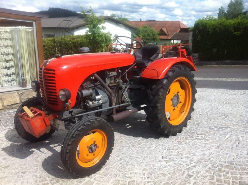 Steyr Traktoren Oldtimer