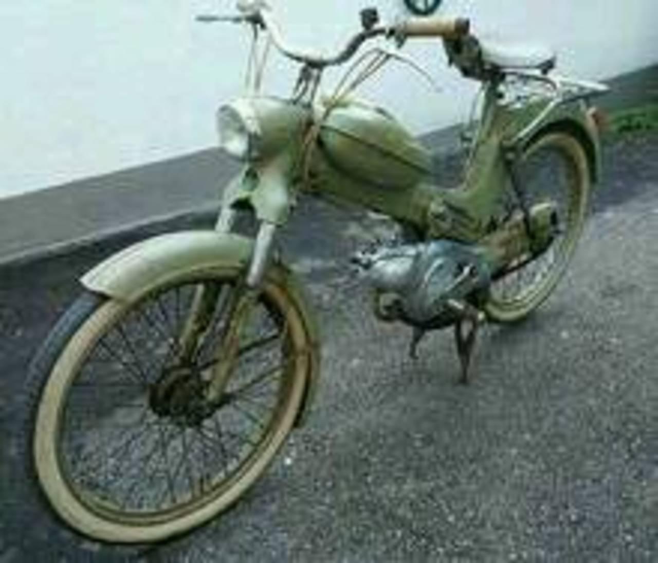 Suche Alte Mopeds Und Motorräder