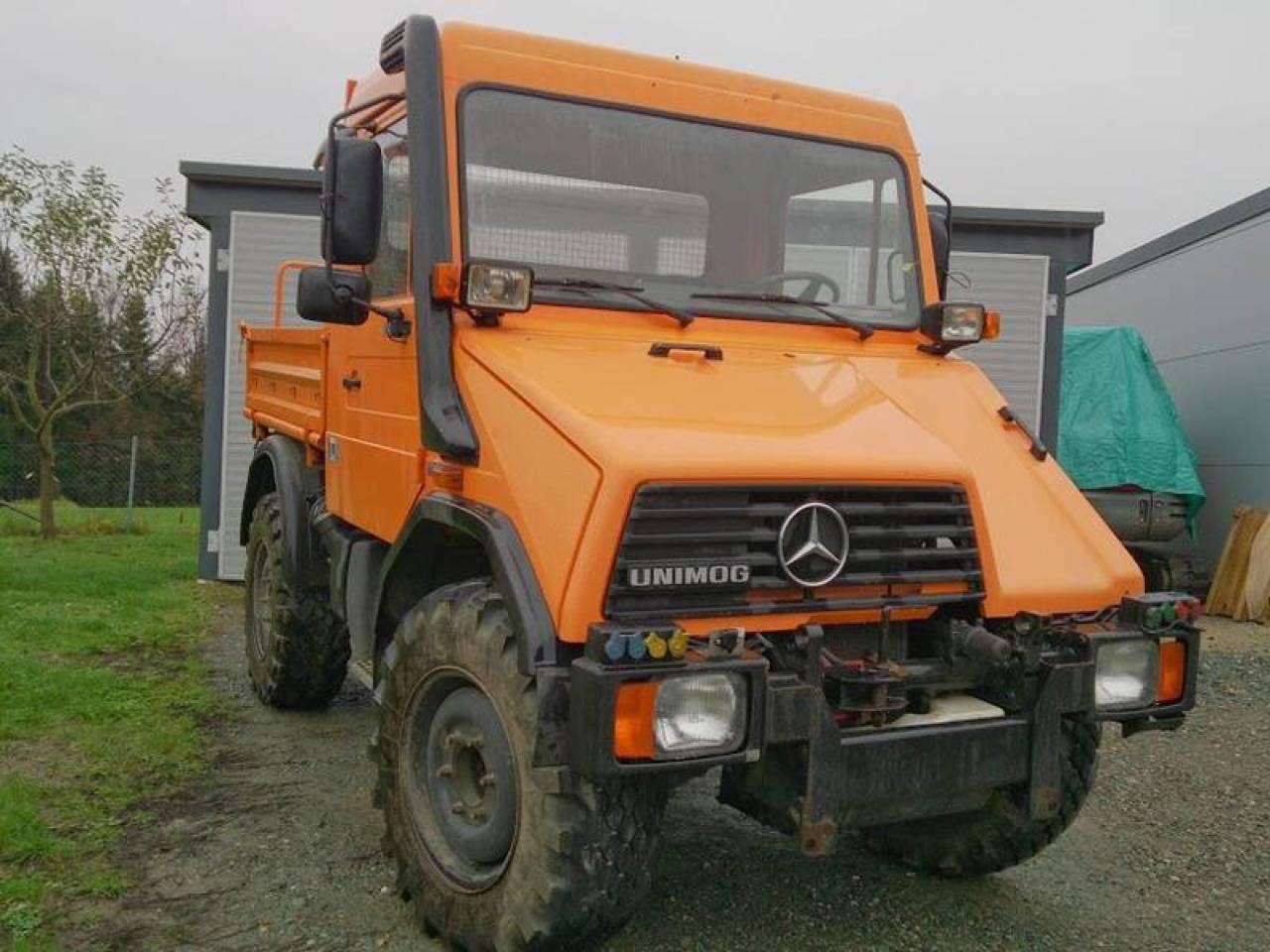 Warum Ist Der Mercedes-Benz Unimog Bisher Noch Kein Jackpot-Preis Gewesen? | Unimog-Community.De