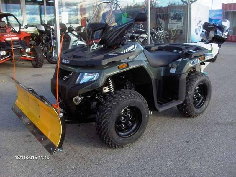 Top Quad ATV 4x4 - optimal f. Landwirtschaft, Jagd, Winterdienst &PT_04