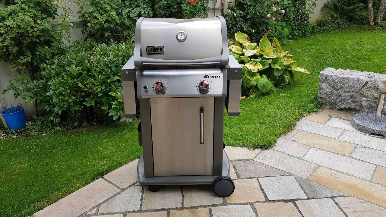 Outdoorküche Weber Q1200 : Weber gasgrill