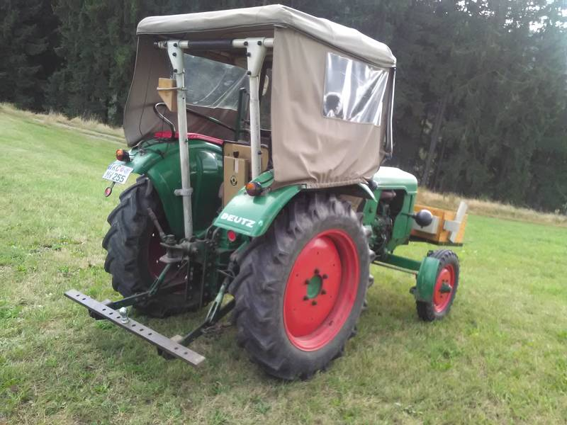 traktor schlepper zu verkaufen deutz d30. Black Bedroom Furniture Sets. Home Design Ideas