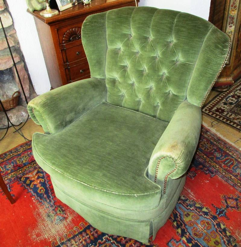 Polstermöbel-Couch, englische Sitzmöbel / Stilmöbel
