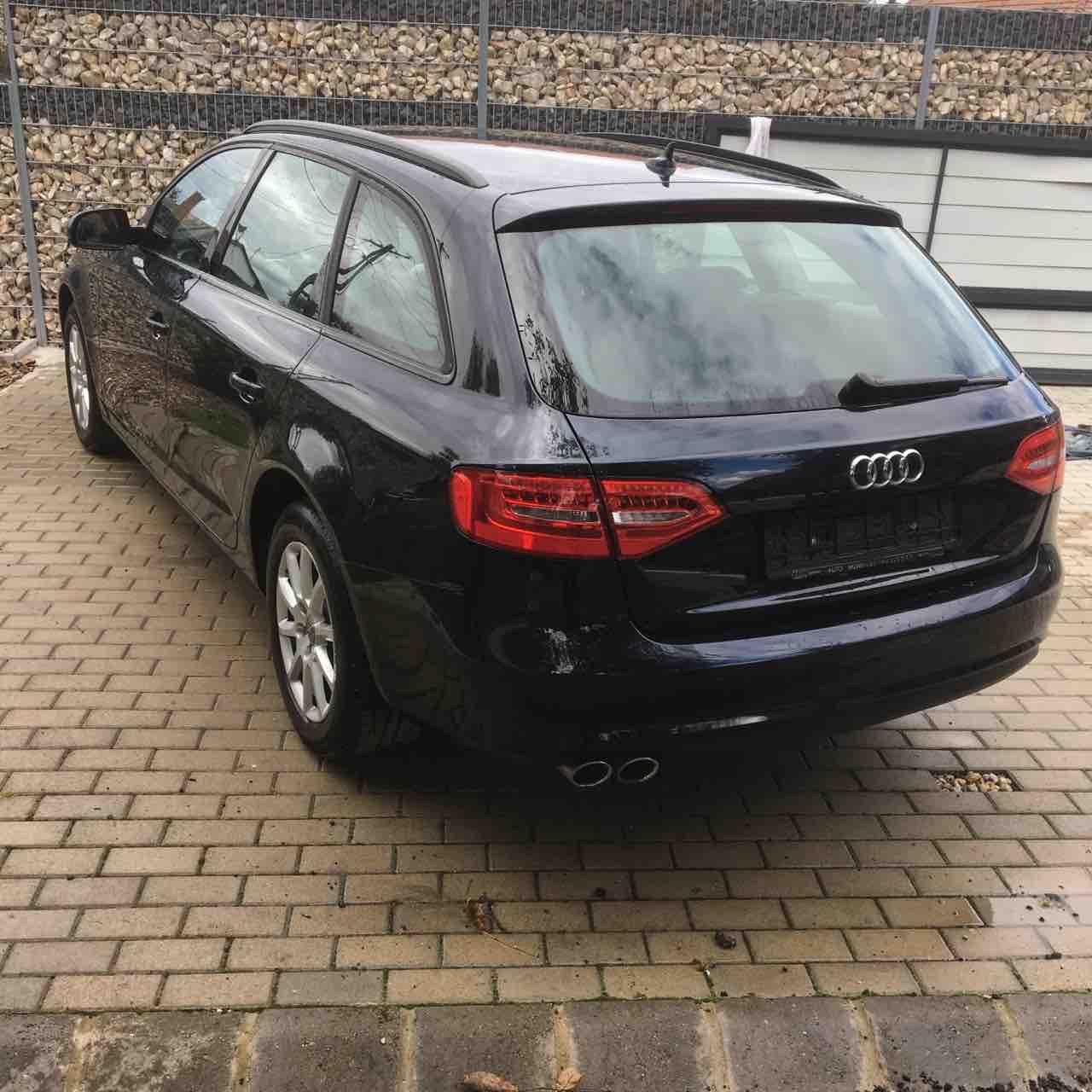 Audi A4 2015 Business 2.0 TDI, 150 PS