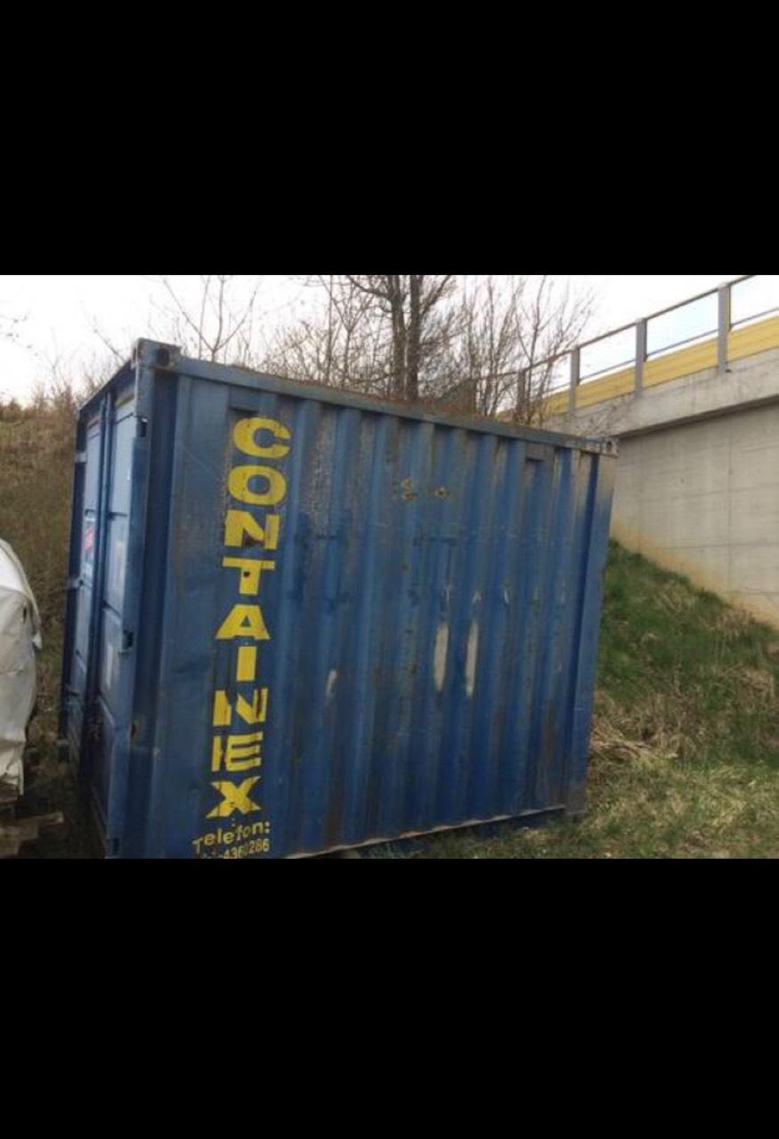 Container Versteigerungen