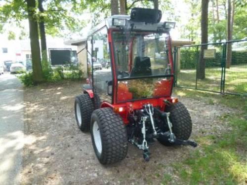 antonio carraro ttr 4400 gebraucht allrad traktor