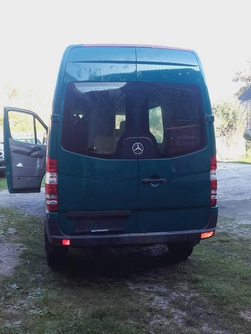 mercedes benz sprinter 315cdi 36 4x4 kastenwagen allrad. Black Bedroom Furniture Sets. Home Design Ideas