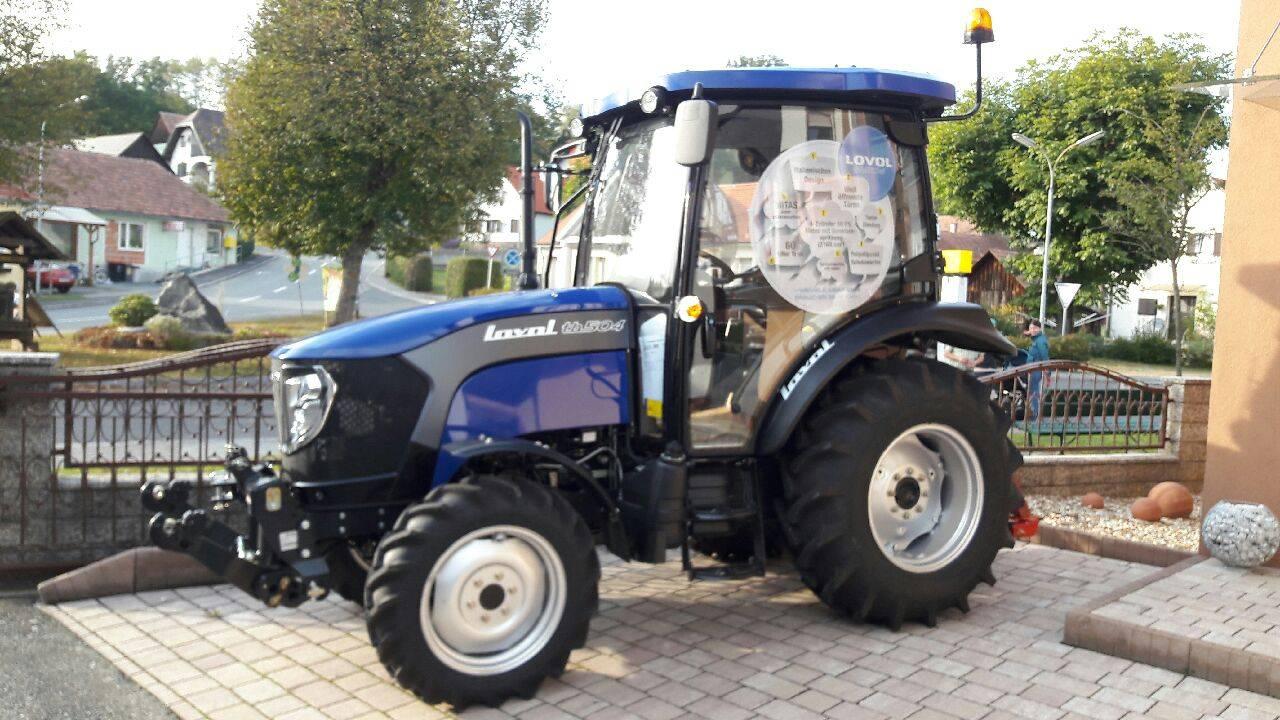 traktor lovol tb504. Black Bedroom Furniture Sets. Home Design Ideas