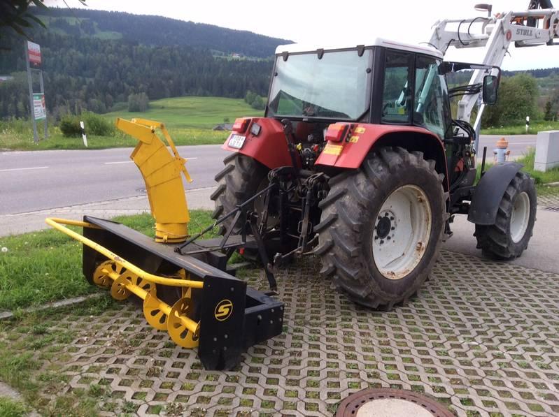 schneefr se sekura f r traktor heckanbau. Black Bedroom Furniture Sets. Home Design Ideas