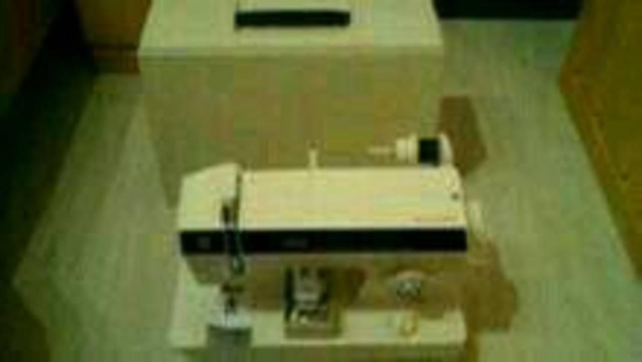 singer n hmaschine. Black Bedroom Furniture Sets. Home Design Ideas