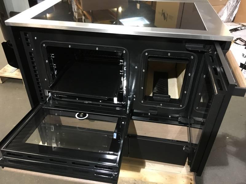 holzherd lohberger alpin modern m. Black Bedroom Furniture Sets. Home Design Ideas