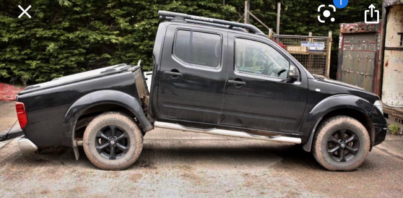 Geländewagen: Pickup - Geländewagen gebraucht kaufen