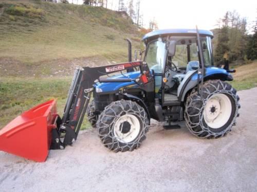 traktor new holland td 5010 zu verkaufen. Black Bedroom Furniture Sets. Home Design Ideas