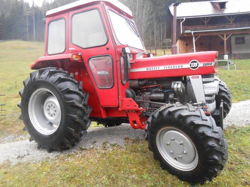 Mf 135 super