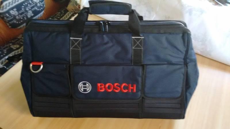 Bosch entfernungsmesser leitungssucher und tasche blau