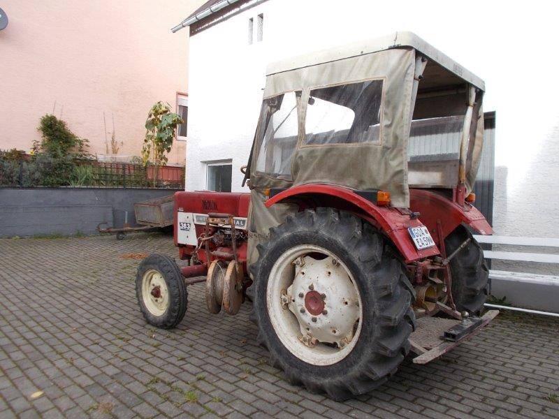oldtimer traktor case ih 383. Black Bedroom Furniture Sets. Home Design Ideas