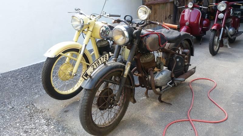 suche oldtimer mopeds motorr der und fahrr der puch hmw lohner. Black Bedroom Furniture Sets. Home Design Ideas