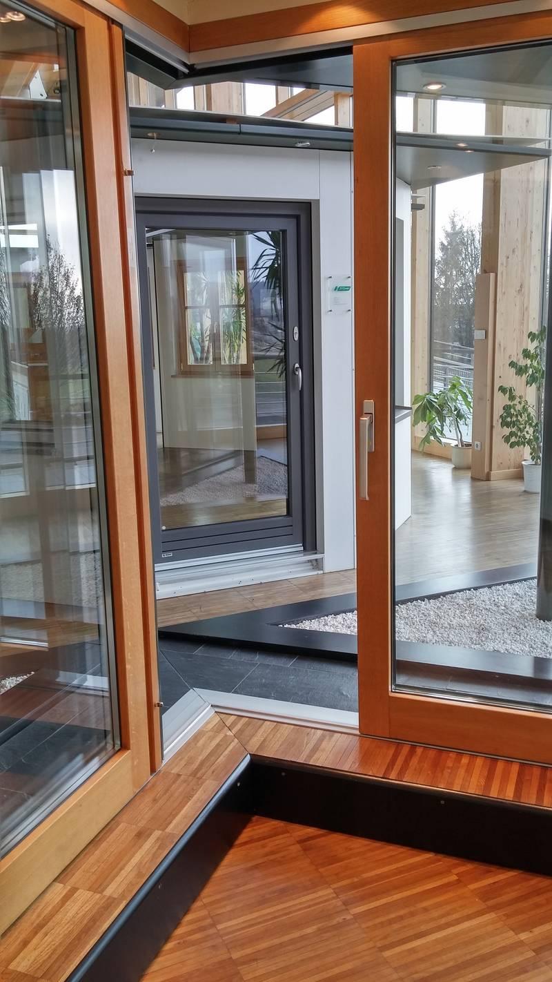 wintergartenanbau top. Black Bedroom Furniture Sets. Home Design Ideas