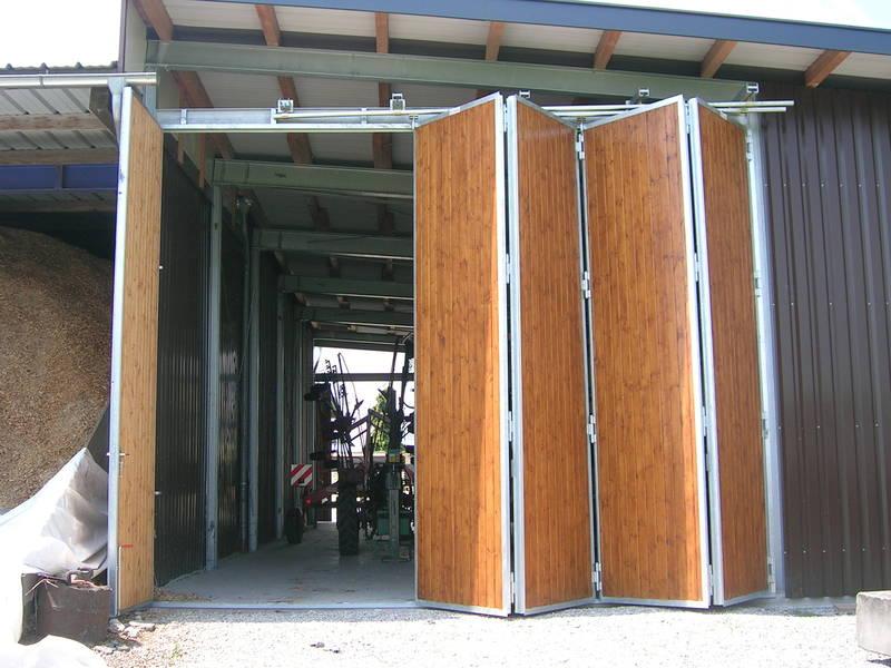 Türen und Tore für die Landwirtschaft