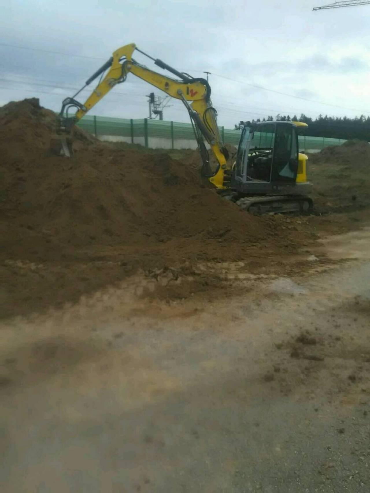 Geliebte Erdbauarbeiten Lohnunternehmer - auf www.landwirt.com &AW_22