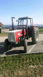 Landwirt Gebrauchte Maschinen Traktor