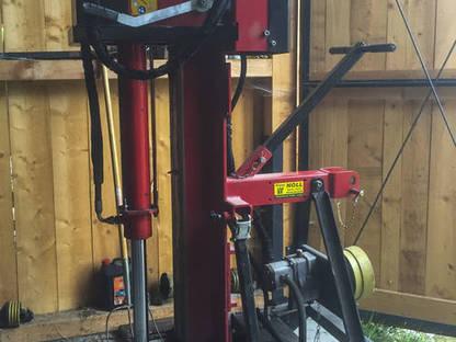 Etwas Neues genug Holzspalter Oehler 17 t für Zapfwelle @NC_93